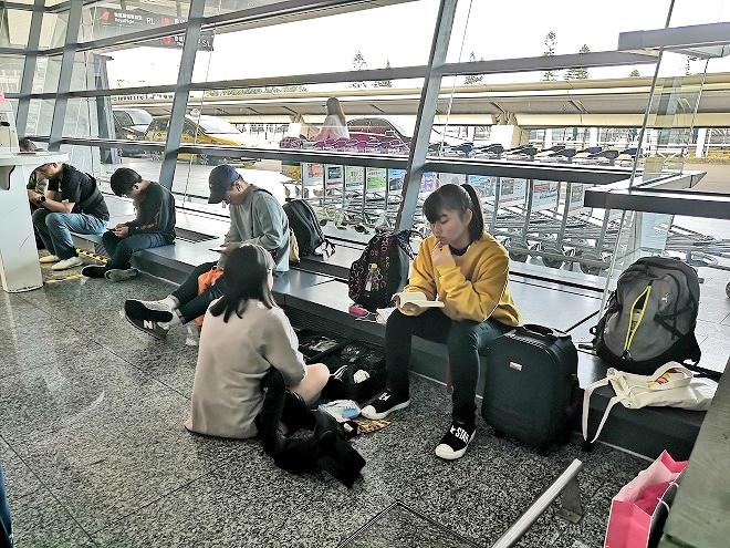 台湾 桃園国際空港