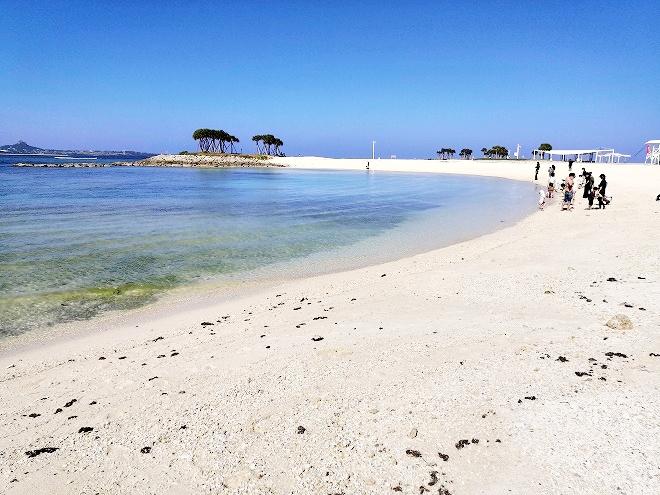 沖縄海洋博公園エメラルドビーチ