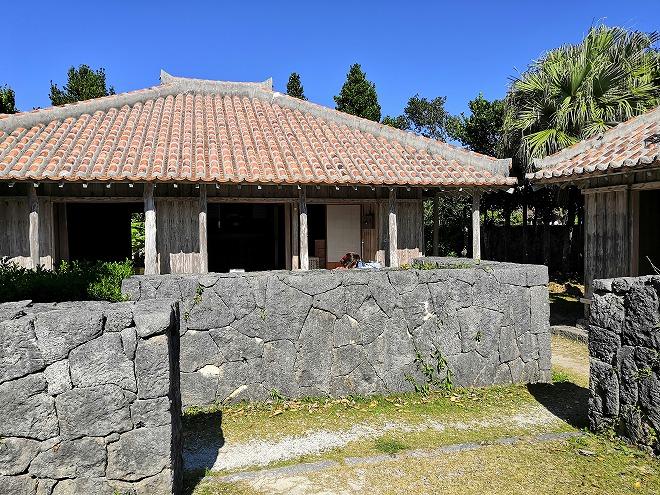 沖縄海洋博公園・おきなわ郷土村 ノロの家
