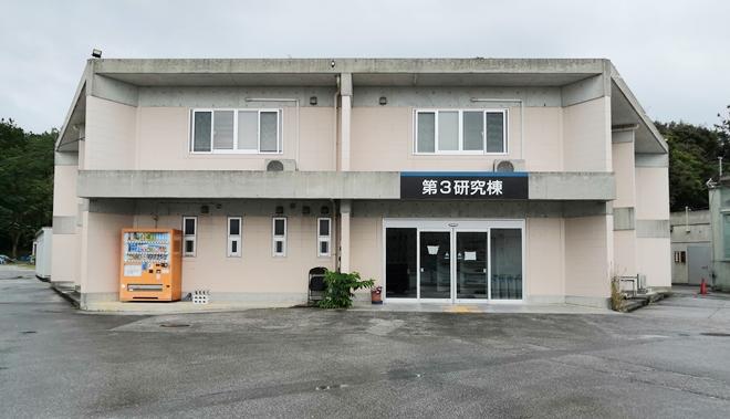 沖縄-県道84号名護本部線 第3研究棟