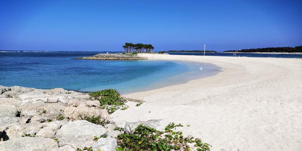 海洋博公園・エメラルドビーチ