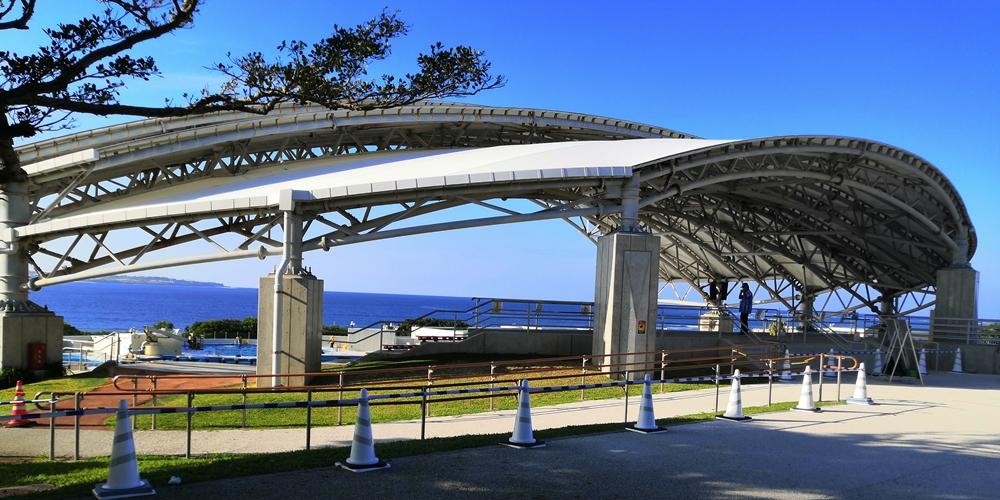 沖縄海洋博公園・オキちゃんショー劇場