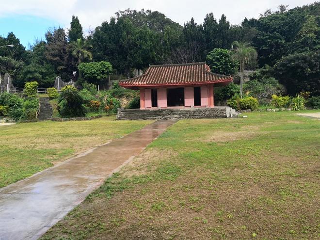 孔子廟(久米至聖廟)「天尊廟」