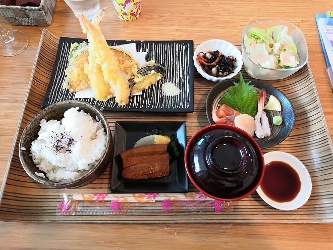 医療法人おもと会 大浜第一病院「人間ドック」の食事