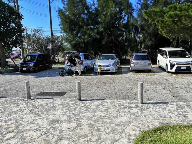 沖縄 組踊公園 駐車場