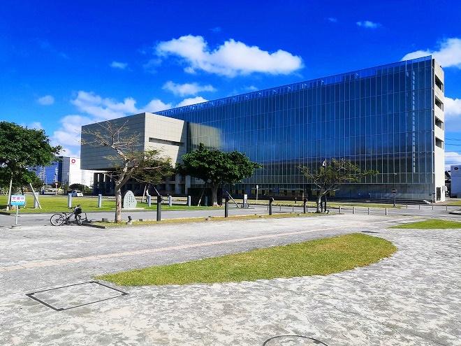 浦添市のインキュベーション施設「浦添市産業振興センター 結の街」