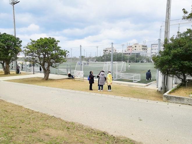 那覇新都心公園「多目的広場」