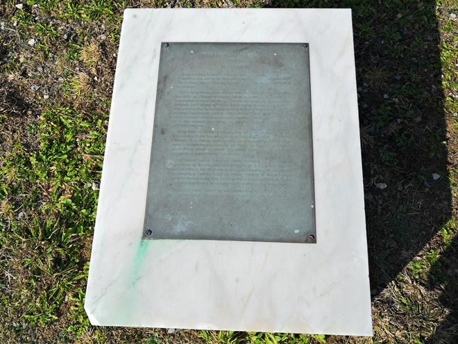 宜野湾 平和記念モニュメント「フィリピン」