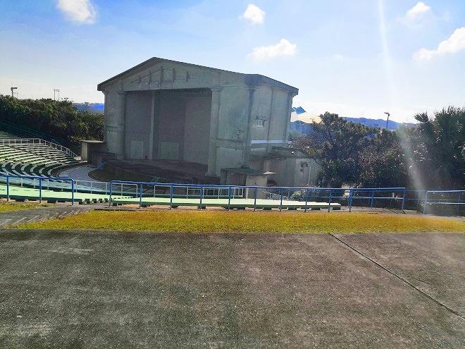 宜野湾海浜公園 屋外劇場