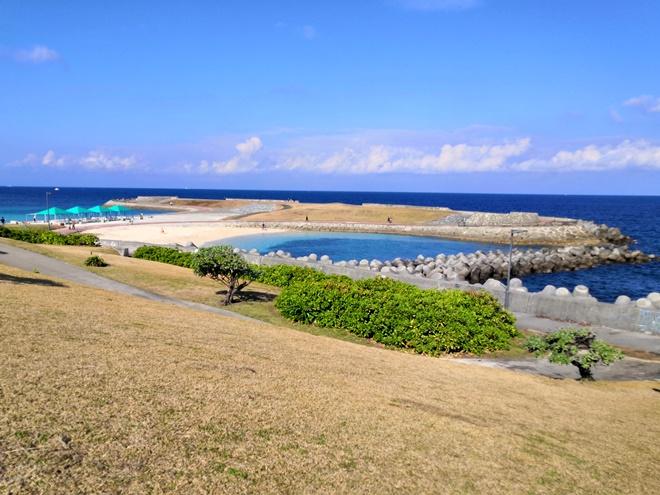 トロピカルビーチ・出島