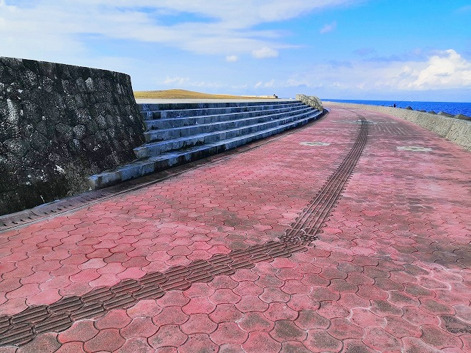 宜野湾 トロピカルビーチ出島