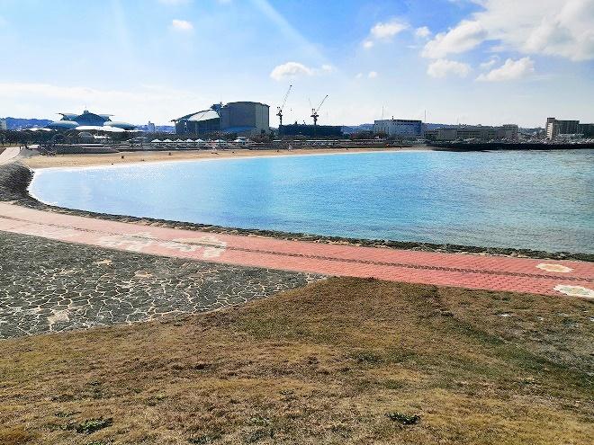 宜野湾 トロピカルビーチ 遊泳エリア
