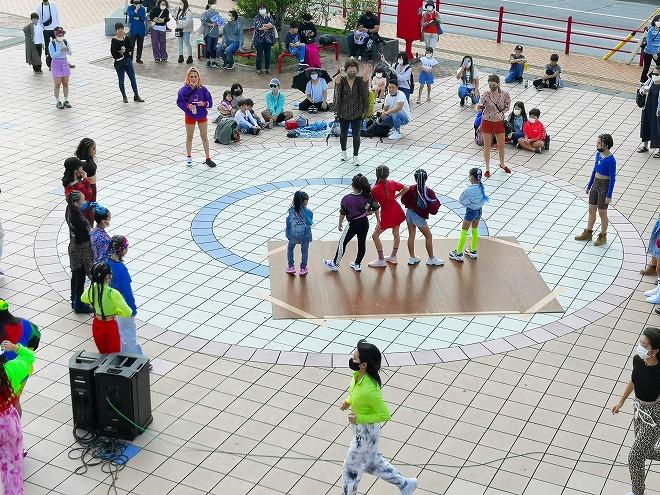 北谷町カーニバルパーク・ミハマ1階 多目的広場