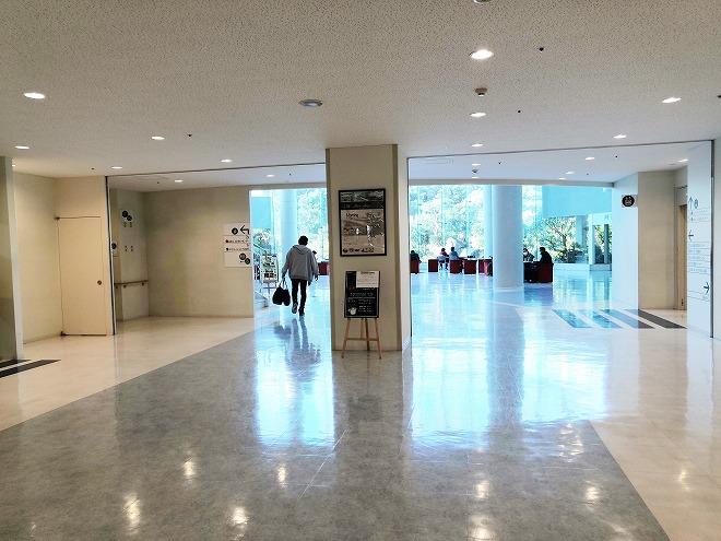 医療法人おもと会 大浜第一病院 エントランス・ホール
