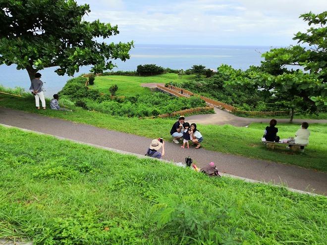 沖縄県南城市知念「知念岬公園」
