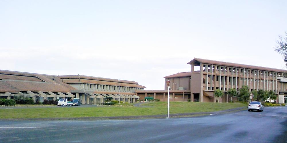 沖縄県南城市 ユインチホテル南城 外観