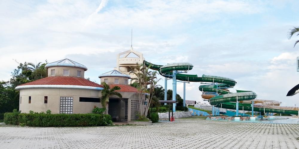 沖縄市 沖縄県総合運動公園レクリエーションプール