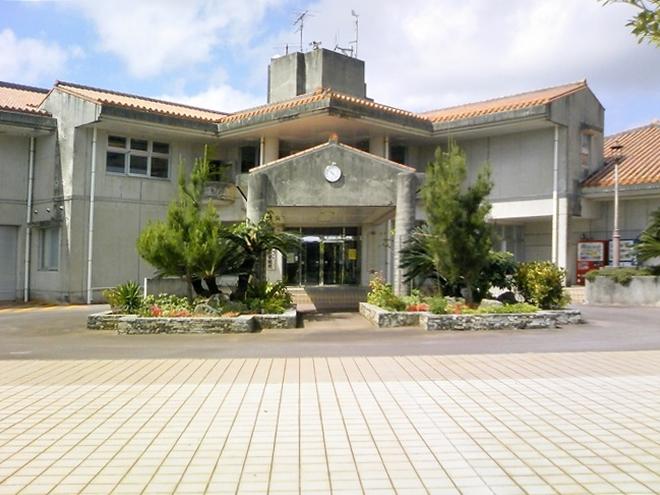 沖縄県 うるま市 倉敷ダム公園