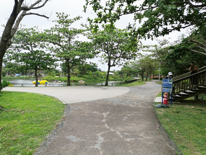 沖縄市・沖縄県総合運動公園