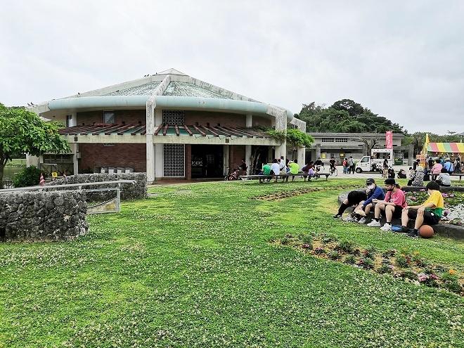 沖縄市・沖縄県総合運動公園「望水亭」