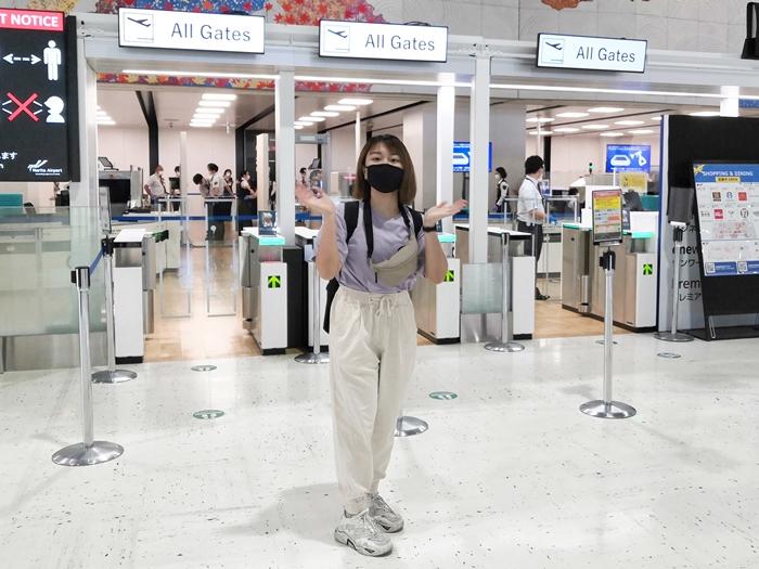 成田国際空港 第2ターミナル3階 手荷物検査
