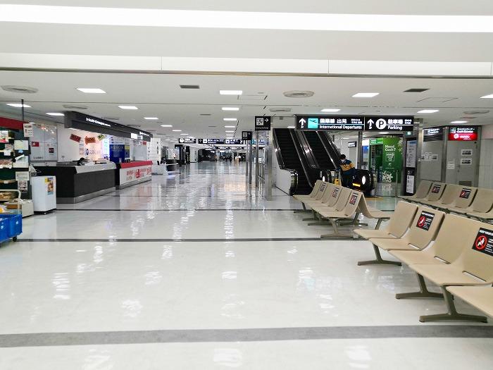 成田国際空港第2ターミナル1階
